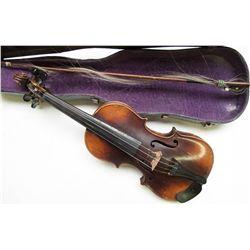 100 year old violin
