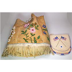 Beaded Indian Purses