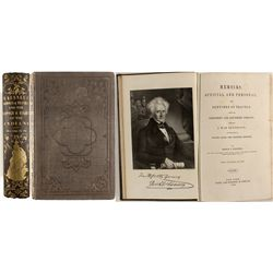 Memoirs, Official and Personal; with Sketches of Travels among the Northern and Southern Indians…, M