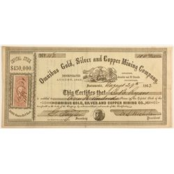 Omnibus Gold, Silver and Copper Mining Co. Stock