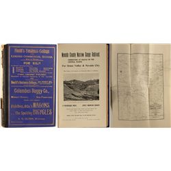 Nevada County Mining and Business Directory, 1895