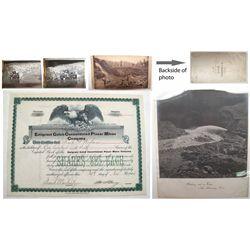 California Placer Mining Quartette