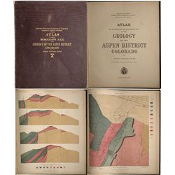 Geologic Atlas of the Aspen Mining District