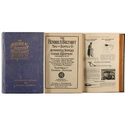 Hendrie & Bolthoff Mfg. and Supply Co. Catalog, No. 75
