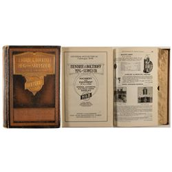 Hendrie & Bolthoff Mfg. and Supply Co. Catalog, No. 99