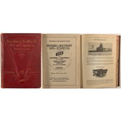 Hendrie & Bolthoff Mfg. and Supply Co. Catalog, No. 102