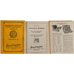 The Mine & Smelter Supply Co. Catalog No. 94