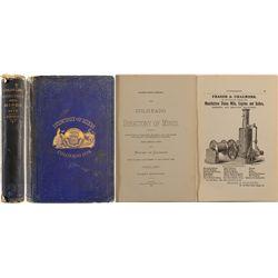 Colorado Directory of Mines, 1879