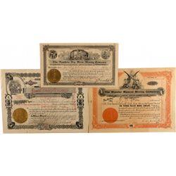 Rawhide Mining Certificates Group