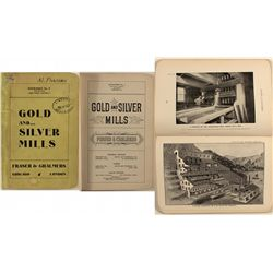 Gold and Silver Mills, Frasher & Chalmers, Catalogue No. 4