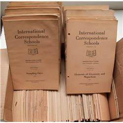 International Correspondence Schools Complete Courses on Mining Subjects