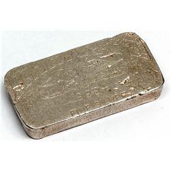 Rarities Mint Silver Ingot 2