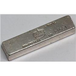California Crown Mint Silver Ingot