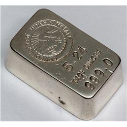 Consolidated Mines & Metals Ingot