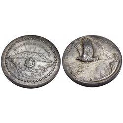 Metallic Art Company Silver Ingots Group 2