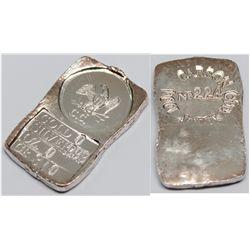 Carson City Mint Ingot 1