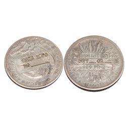Nevada City Mint Coin