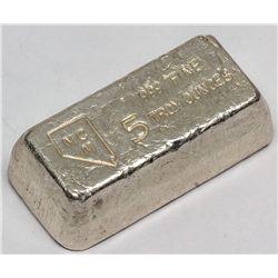Nevada Coin Mart Silver Ingot