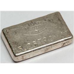 Metalrex Silver Ingot 1