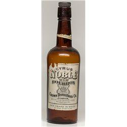 Cyrus Noble Old Bourbon, Crown Distribute