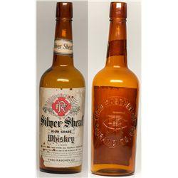 Silver Sheaf High Grade Whiskey (embossed)