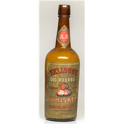 Kellog's Old Bourbon Whiskey