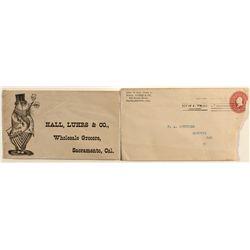 Hall, Luhrs envelopes