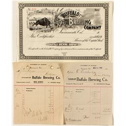 Buffalo Brewing Co. Document Group