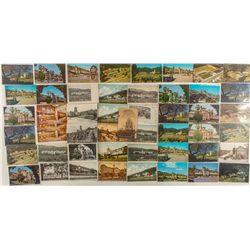 Greystone/Christian Brothers Postcard Collection