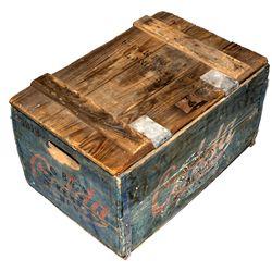 Reno Brewing Company wooden box (Nevada)