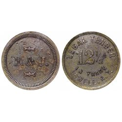 F & J Legal Tender Token