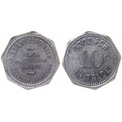 Pony Billiard Room Token