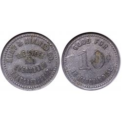 Hunt & Allred Co. Token