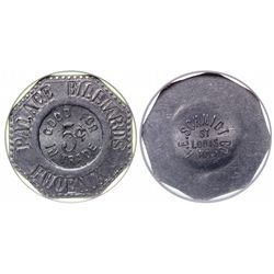 Palace Billiards Token