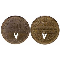 Van's Pick'n Pay Token