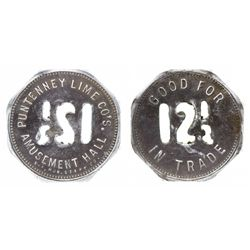 Putenney Lime Co. Token