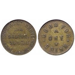 Richmond Grove Token
