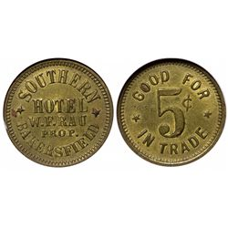 Southern Hotel Token
