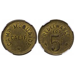 Camp McQuaide Token