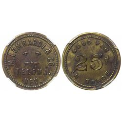 M. Lombardi & Co. Token
