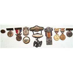 Eagles medals, et al, Pennsylvania