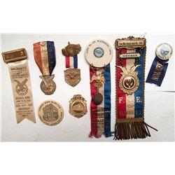 Eagles medals, et al, East Coast