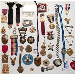 Eagles medals, et al, National or no location