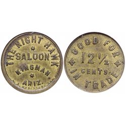 Night Hawk Saloon Token