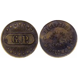 G. P. Reception Token