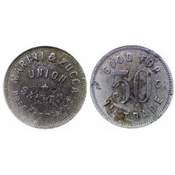 Union Saloon Token
