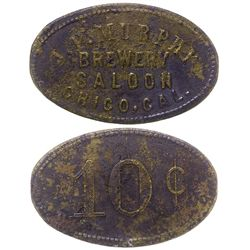 Brewery Saloon Token