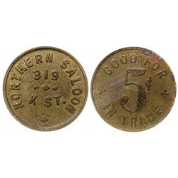 Northern Saloon Token