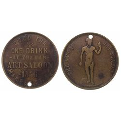 Art Saloon Token