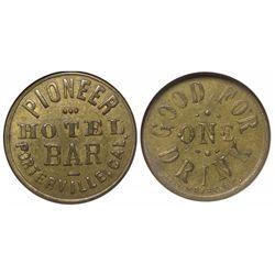 Pioneer Hotel Token